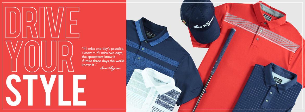 Ben Hogan Polo shirt